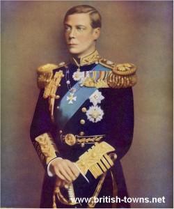 Edward VIII uniform