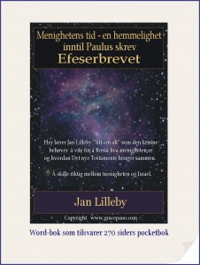 Menighetens tid en hemmelighet COVER