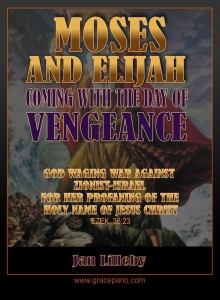 Moses and elijah coming with the day of vengeance COVER