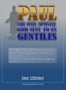 Paul book cover