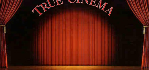 True Cinema  Background Image