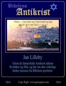 bibelens antikrist cover