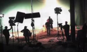 Studio der jukse- halshogging ble filmet
