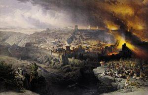 jerusalem burning